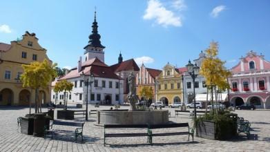 Pelhřimovské náměstí