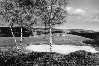 Současné motolské hřiště koncem 70. let