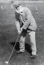 Old Tom Morris.