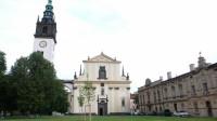 Litoměřice, jezuitský kostel a kolej