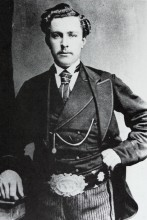 Young Tom Morris.