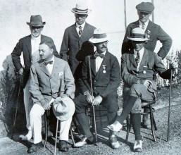 Američtí golfoví bafuňáři aneb Výkonný výbor USGA v roce 1916