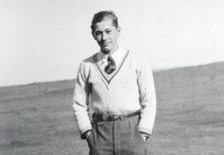 Hanno Tonder v roce 1933