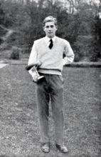 Hanno jako vítěz Plumon Cupu v Motole v roce 1931