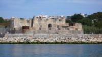 Jedna z pevností u Estorilu
