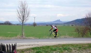 Jaro na kole