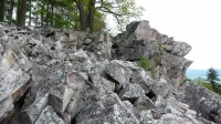 Valící se kameny stojí