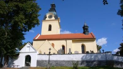 Putimský kostel