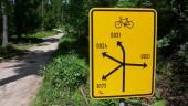 Cyklokřižovtka u Říčan, z níž asi nikdo není dvakrát moudrý