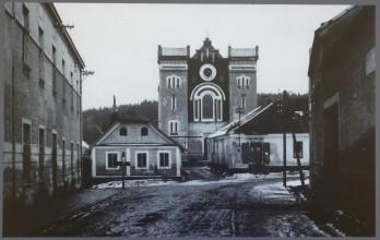 Dobový snímek, pravděpodobně 30. léta