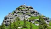Vrcholek Jizery, 1122 metrů