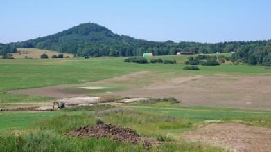 Česká Lípa, stav v létě 2015