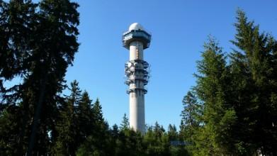 Věž na Praze - 863 m