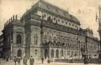 Praha Narodni divadlo