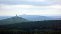 Věž na Zvonu, pohled z Německa