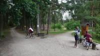 V lesích okolo Hradce mohou jezdit všichni