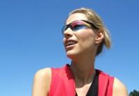 Brýle chrání v létě oči před silnými paprsky, ale také před hmyzem.