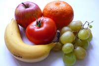 Bez ovoce a zeleniny se dobrý jídelníček jezdce na kole neobejde.