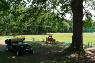 Na golfu je hezky. I bez hřiště.
