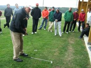 Chystá se změna golfového řidičáku - zkoušek ke hře