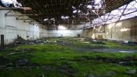 Bývalý hangár