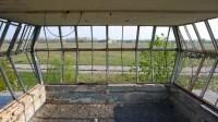 Letiště Boží dar u Milovic, řídící letová věž