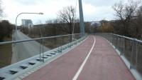 Most na začátku - nejdražší kus stezky
