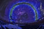 Tak to vypadá v planetáriu dnes - moderní digitální technologie zobrazuje vesmír