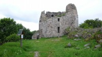 Přimda, jeden z nejstarších hradů na území Česka