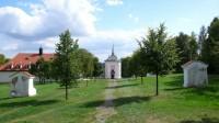Areál Skalka na svazích Hřebenů