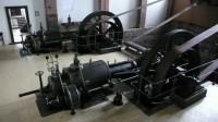 Strojovna s parními stroji