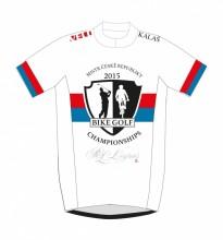 Bike and Golf Championship 2015, tričko pro vítěze
