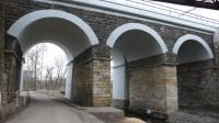 Viadukt je starý přes 150 let