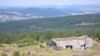 Excelentní výhledy z výšky okolo 800 metrů