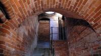 Vstup do podzemních částí