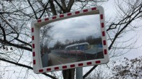 Zrcadlo pro cyklisty